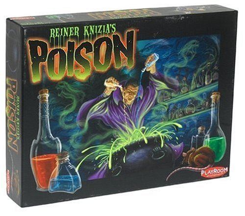 Reiner Knizia's Poison by Playroom Entertainment [並行輸入品]
