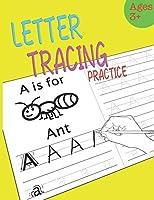 LETTER TRACING PRACTICE: Handwriting Practice