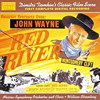 Tiomkin Red River by VARIOUS ARTISTS (2006-08-01)
