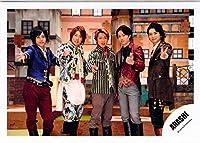 嵐 (ARASHI)・【公式写真】・集合・ジャニーズ生写真【スリーブ付 z 42