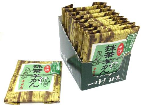 平田屋 一口羊羹 抹茶 1個×10袋