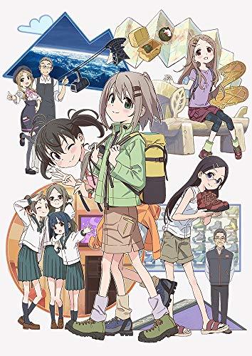 ヤマノススメ サードシーズン 第1巻 [Blu-ray]