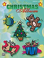 Christmas Album-Piano Solo (Schaum Method Supplement)