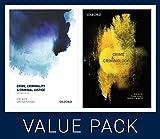 Cover of Crime, Criminality & Criminal Justice 2e & Crime and Criminology 6e Value Pack