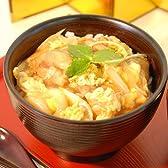 阿波尾鶏の親子丼の具