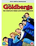 [DVD]The Goldbergs: The Complete Third and Fourth Seaso