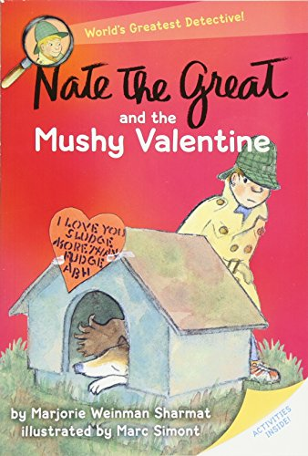Nate the Great and the Mushy Valentineの詳細を見る