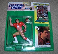 1993 Steve Young NFL Starting Lineup Figure