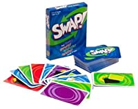 Swap The Swift Swapping Switching Slapping Card Game by Vintage Sports Cards