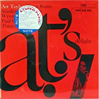 A.t.'S Delight / Art Taylor - アート・テイラー [12 inch Analog]