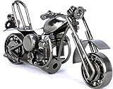 KANARIA バイク オートバイ / インテリア 置物 オブジェ 飾り 雑貨 / クール な お部屋 に (メタル) …