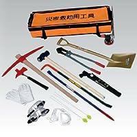 災害救助工具セットC(カート付キャリーバック)(4002)