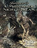 Shakespeare's A Midsummer Night's Dream (Dover Fine Art, History of Art)