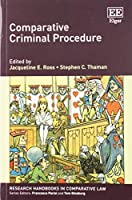 Comparative Criminal Procedure (Research Handbooks in Comparative Law)