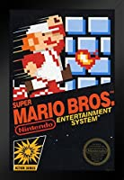 ProFramesスーパーマリオブラザーズゲームボックスビデオゲームフレーム入りポスター12 x 18 インチ 12  x 18  Inch 14185043