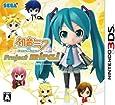 初音ミク and Future Stars Project mirai (通常版) - 3DS