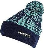DESCENTE(デサント) ニット帽 スチールネイビー DKC-5213