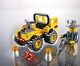 LEGO City 30152 Mining Quad レゴ シティ 4輪バイク