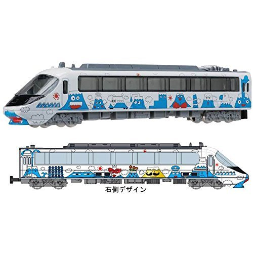 トレーン No.14 8000系 フジサン特急