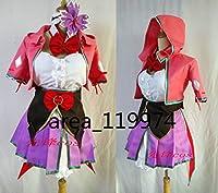 Fate/GrandOrder 刑部姫 コスプレ衣装+手袋+靴下+髪飾り付き全セット