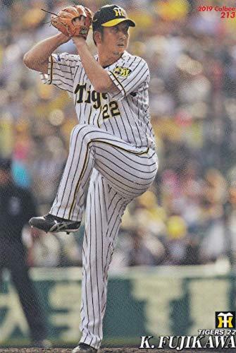 プロ野球チップス2019 第3弾 reg-213 藤川球児 (阪神) レギュラーカード