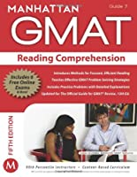 Reading Comprehension GMAT Strategy Guide, 5th Edition (Manhattan Gmat Strategy Guide: Instructional Guide)