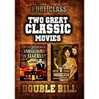 Classic Movie Double Bill: Candlelight in Algeria and Miss V From Moscow [並行輸入品]