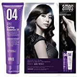 Hair Curling Wax Amos Style 2x Essence 150ml Flexible Hold Moisture Hair Care & Styling by Hair Care & Styling