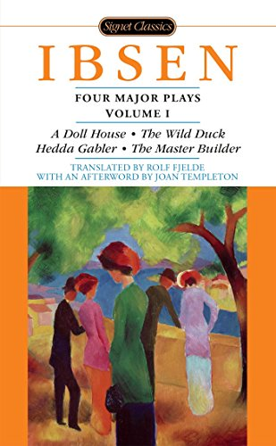 Download Four Major Plays, Volume I (Four Plays by Ibsen) 0451530225