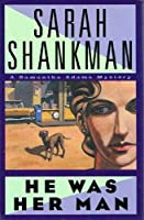 HE WAS HER MAN (A Samantha Adams Mystery)