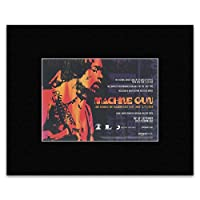 Jimi Hendrix - Machine Gun The Fillmore East Show 12/31/1969 Mini Poster - 25.4x30.3cm