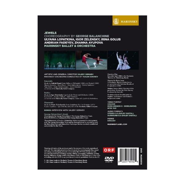 Jewels [DVD] [Import]の紹介画像2