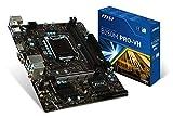 MSI B250M PRO-VH mATXマザーボード[第7世代Core Kaby Lake対応] MB3861