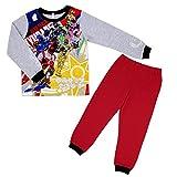 宇宙戦隊キュウレンジャー そでピカ!光るパジャマ 上下セット[2369300] 100cm グレー【A】