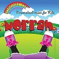 Imagine Me - Personalized just for Norrah - Pronounced (Norr-Ah)【CD】 [並行輸入品]