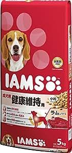 アイムス (IAMS) 成犬用 健康維持用ラム&ライス 小粒 5kg [ドッグフード]