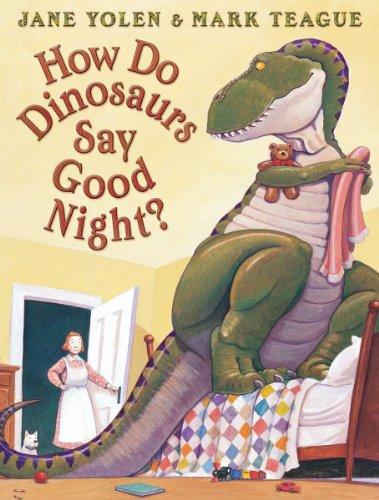 How Do Dinosaurs Say Good Night? (How Do Dinosaurs...?)の詳細を見る