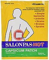 Salonpas Pain Relieving Hot Patch by Salonpas