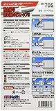 ホルツ マフラー用耐熱シール剤 ファイアガム 耐熱1000℃ Holts MH705 画像