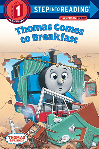 Thomas Comes to Breakfast (Thomas & Friends) (Step into Reading)の詳細を見る