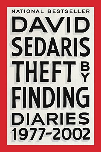 Download Theft by Finding: Diaries (1977-2002) 0316154733