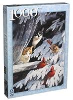 1994 Persis Clayton Weirs 1000 Piece Birdwatchers Puzzle [並行輸入品]