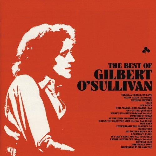 〈おとなBEST〉ベスト・オブ・ギルバート・オサリバン