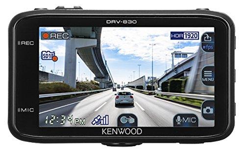 ケンウッド(KENWOOD) WideQuad-HD ドライブ...