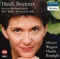 Mozart-Wagner-Haydn-Resp by Heidi Brunner (2004-01-01)