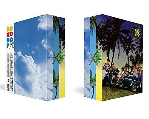 (翻訳付) EXO 正規4集 アルバム THE WAR [KOREA ver] (韓国盤)(特典付)(ワンオンワン店限定)