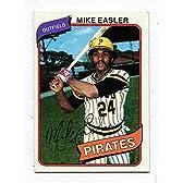 Mike Easler - 1980 Topps - 来日外国人(日本ハム) マイク・イースラー