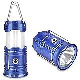 LED ランタン 懐中電灯 Seak 電池式 2色切り替え 昼白色 暖色閃光 折り畳み式 IPX4防水仕様 アウトドア ハイキング キャンプ 夜釣り 緊急停電 防災対策 青色対応
