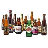 世界のビール12本飲み比べギフトセット ベルギー特集 (ベルギー12種)