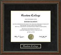大学卒業証書Gastonフレーム nc-gaston-91-burl